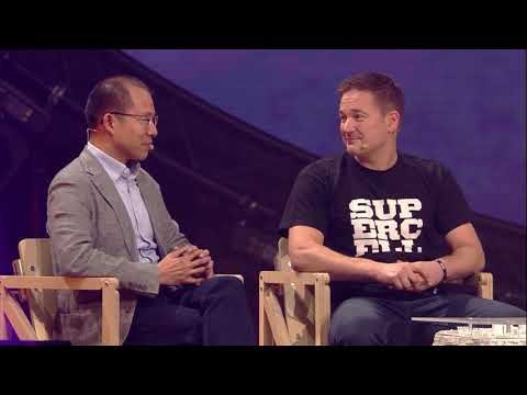Tencent meets Supercell at Slush 2017