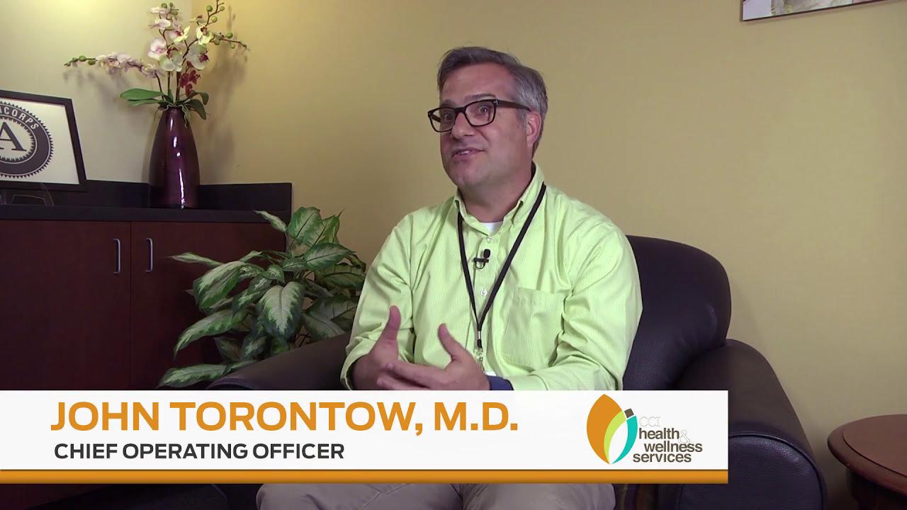 Evolve IP Case Study: CCI Health and Wellness