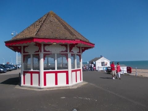 Bexhill on Sea Promenade Walk (Part One)