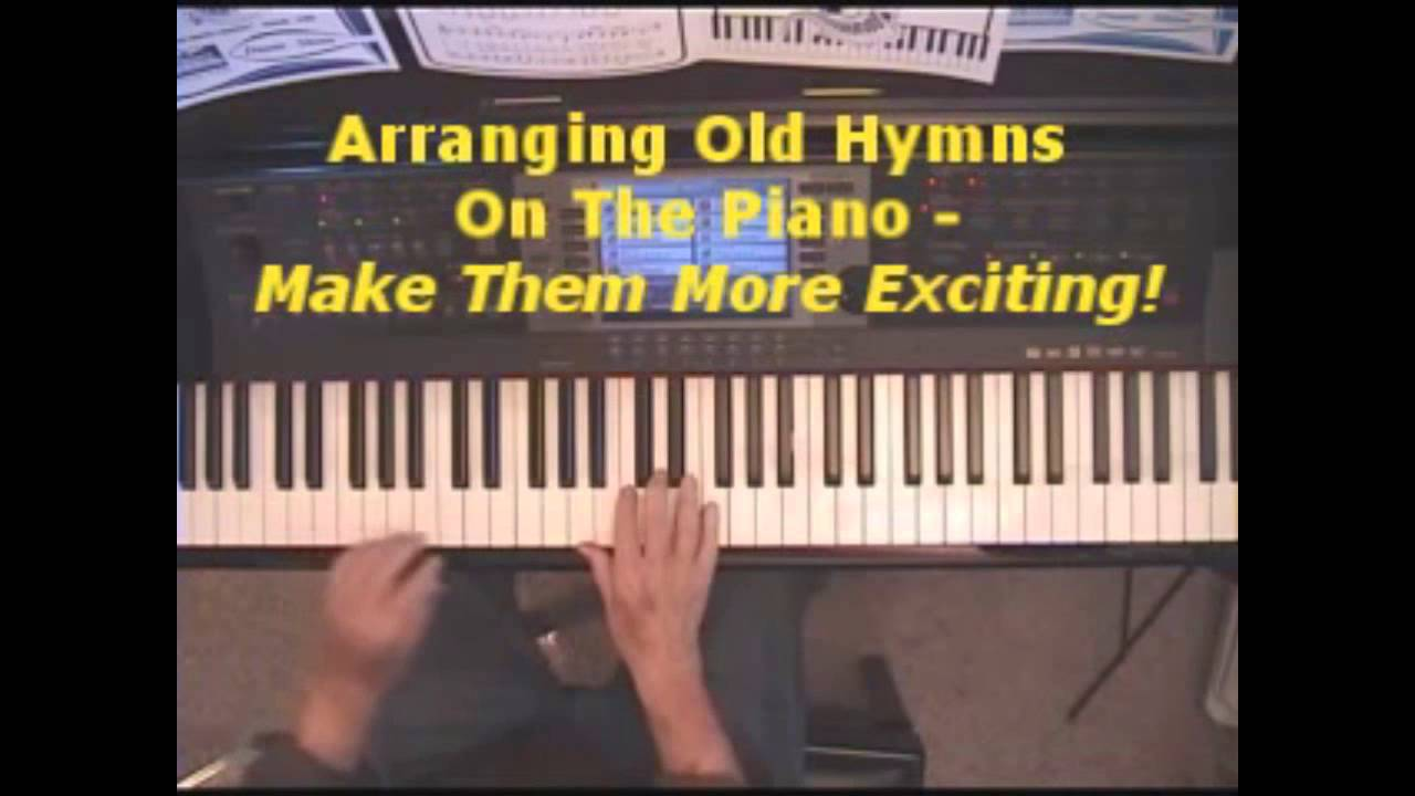 How To Apply Chords To Hymns & Gospel Song To Make Them Fuller & More  Exciting!