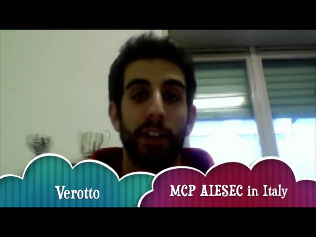MCP Application Video Surya Darma (Nicholas) AIESEC in Indonesia 1516 Travel Video