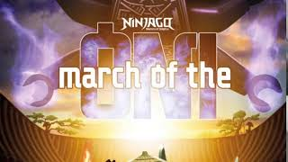 NINJAGO March of the Oni Poster Revealed!!!