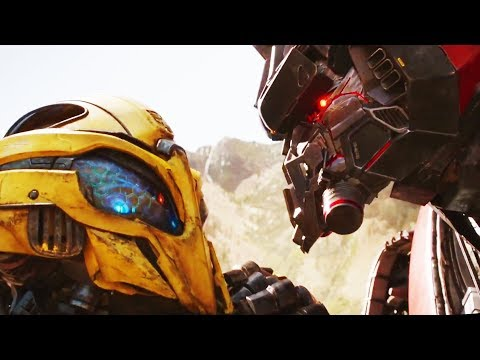 BUMBLEBEE International Trailer (NEW 2018) Transformers Movie