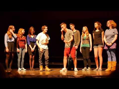 CMS High School Vocal Group - Money Mashup