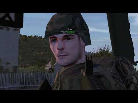 Operation Flashpoint's Next-Gen Face Tech