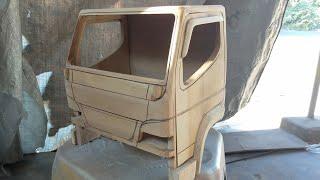 membuat-kabin-miniatur-truk-dan-engsel-pintu