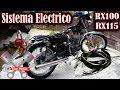 SISTEMA ELECTRICO Yamaha RX 100 RX 115 | ToroMotos