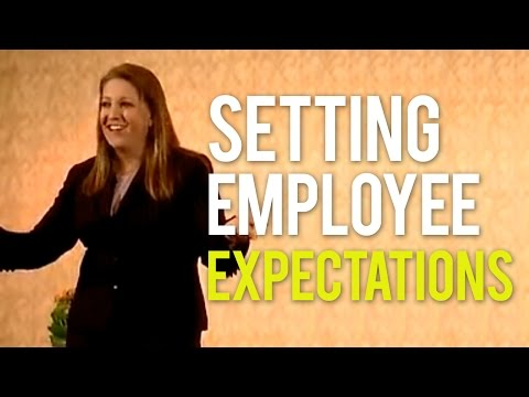 Effective Leadership - Setting Expectations for Powerful Performance