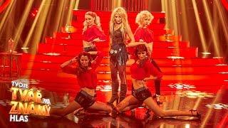 Markéta Konvičková jako Shakira