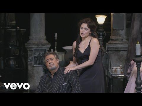 Plácido Domingo - Gianni Schicchi Trailer