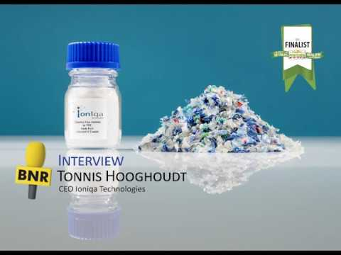 BNR Interview Tonnis Hooghoudt, CEO Ioniqa Technologies