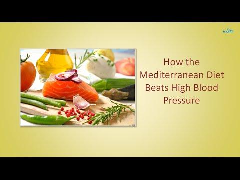 How the Mediterranean Diet Beats High Blood Pressure   |   What is The Mediterranean Diet thumbnail