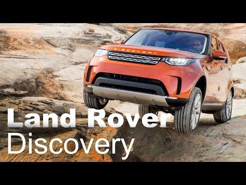 剽悍紳士 征服全路面 2017 Land Rover Discovery
