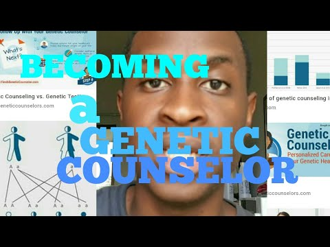 Becoming A Genetic Counselor: Salary Of A Genetic Counselor: Genetic Counseling