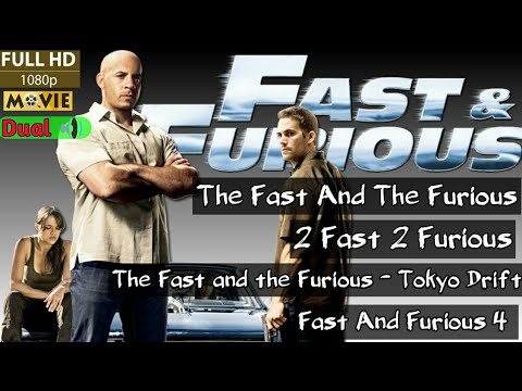Fast And Furious All Series Download, Hindi,English Full Hd.