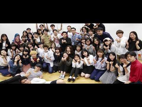 韓国語教室 (Takushoku University in Tokyo,Japan)