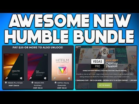 AWESOME NEW HUMBLE BUNDLE + MORE EPIC EXCLUSIVES!