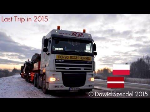 Last Trip in 2015 / Latvia - Trailer