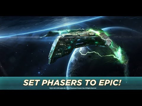 Star Trek Fleet Command Grade 2 Parts Locations!