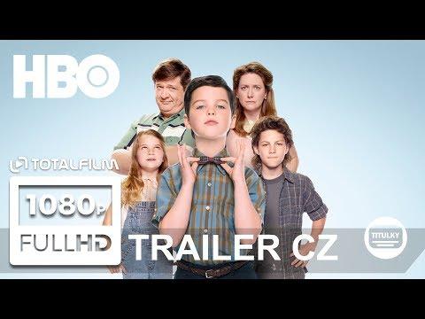 Malý Sheldon (2018) trailer nového seriálu na HBO