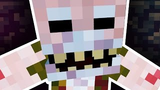 SCARIEST OLD MAN IN MINECRAFT!!!