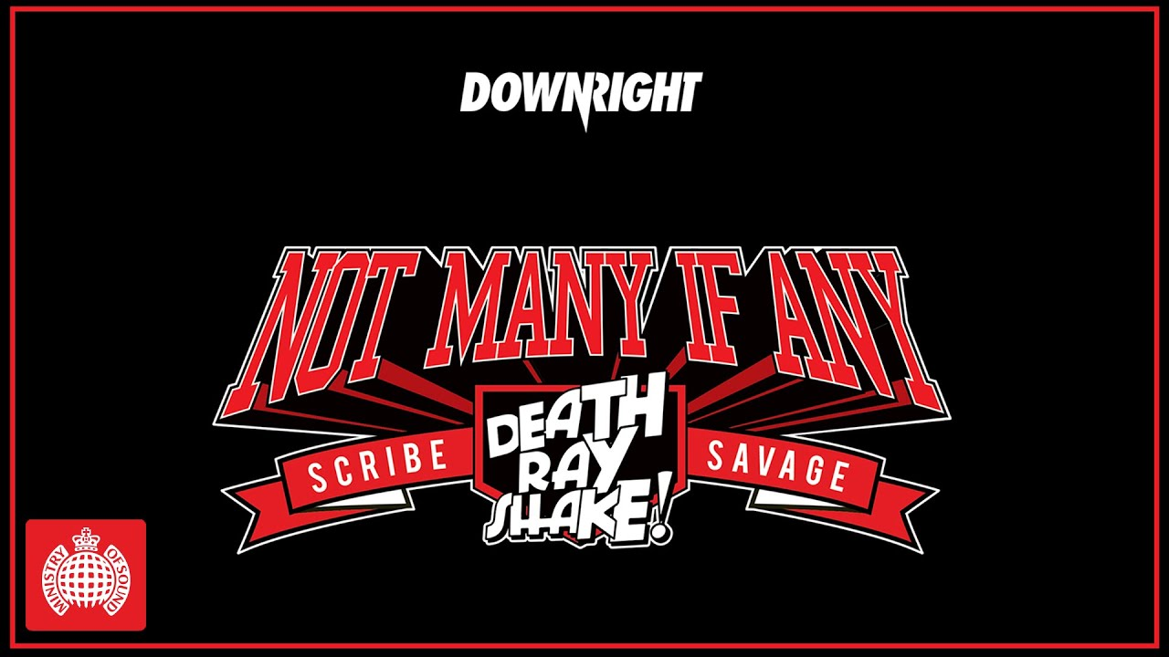 Download Death Ray Shake & Scribe & Savage - Not Many If Any