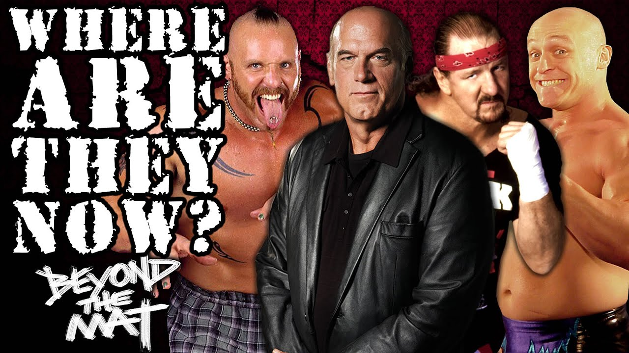 Download What Happened To Every Wrestler From Beyond The Mat?