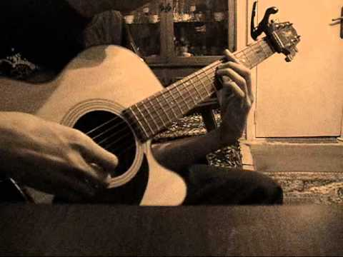 how to play hallelujah on acoustic guitar