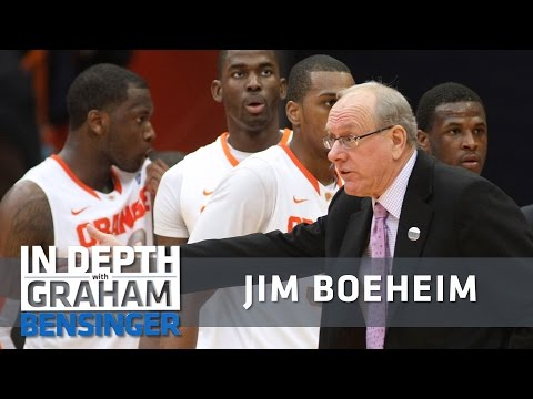 Jim Boeheim: My practice is not fun
