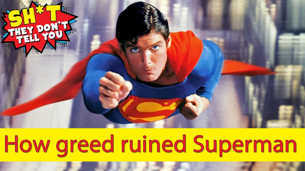 The crazy truth about the first 4 Superman Movies  | STDTY #172