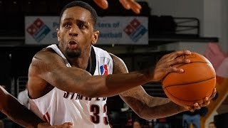 NBA D-League Top 5 Plays of the Week: 3/10