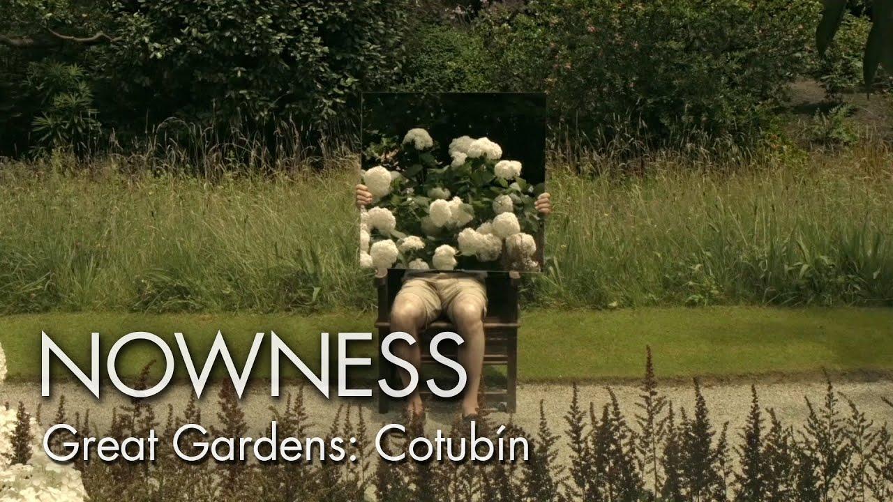 "Great Gardens: ""Cotubín"" by Albert Moya"
