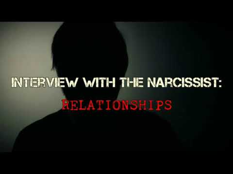 Interview With The Narcissist: Relationship Confessions [Part 1]