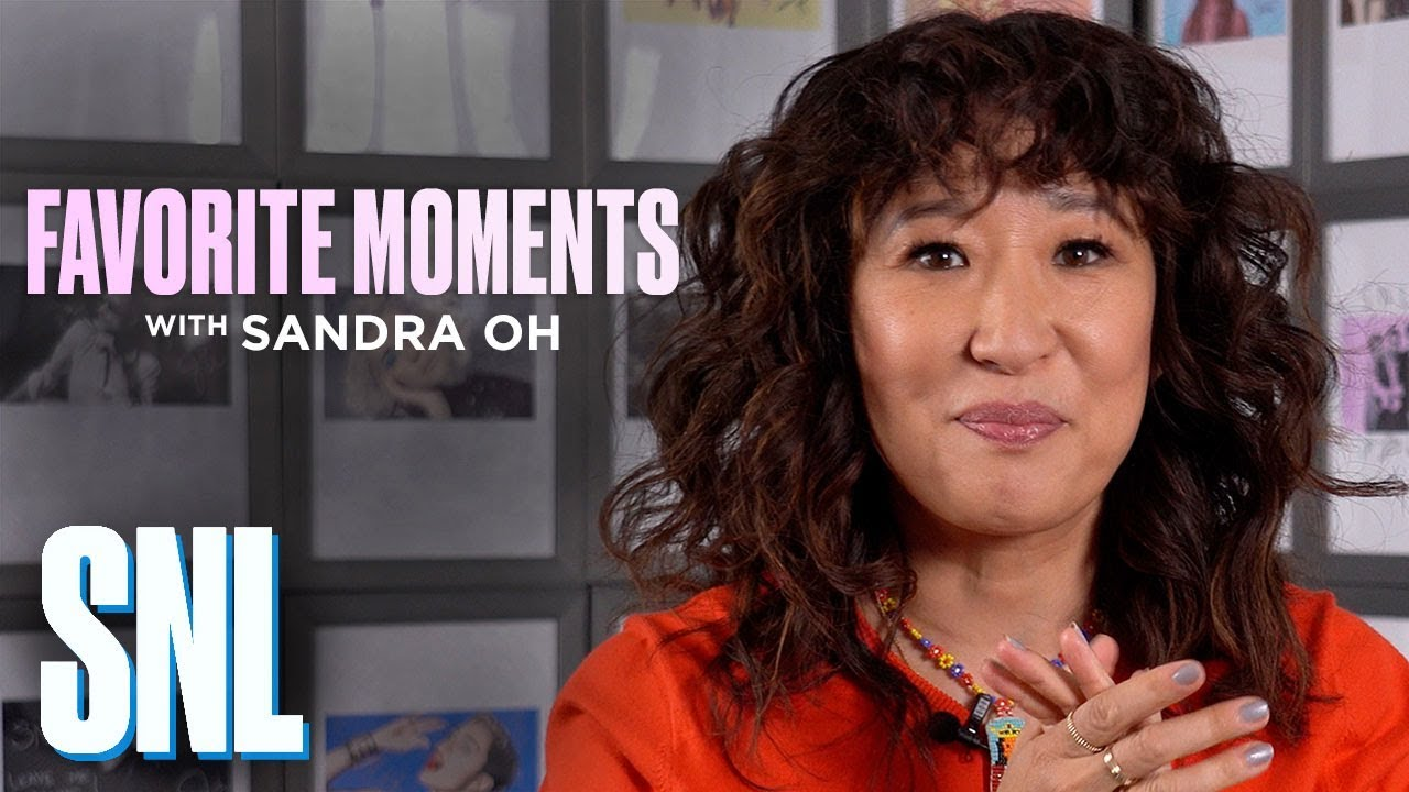 342ace20190 SNL Host Sandra Oh s Favorite Moments - YouTube