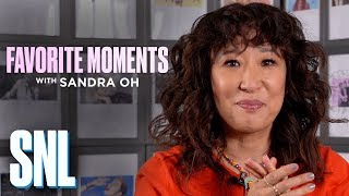 SNL Host Sandra Oh's Favorite Moments