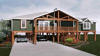 Tiny House Beach Cottage Plans