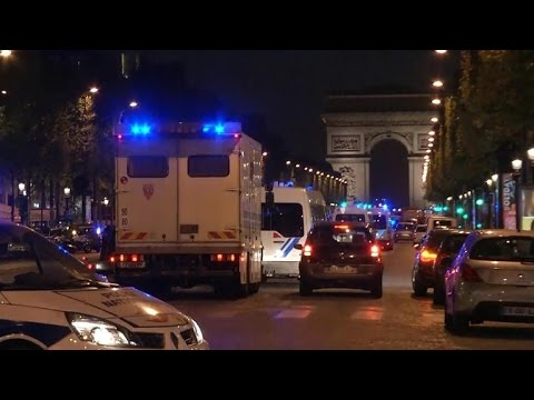 Deadly shooting on Paris