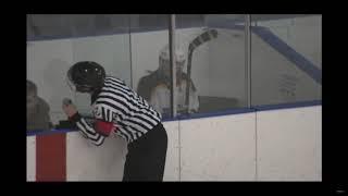 Dec 9 2018 U15 Deer Lake vs Gander Medal Game