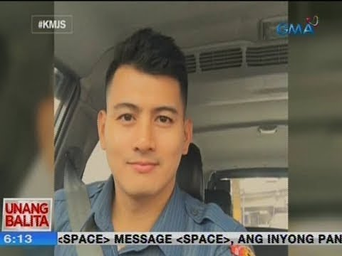 UB: Viral police-bae, itinampok sa programang Kapuso Mo, Jessica Soho