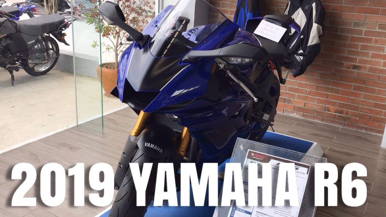 R6 2019 Yamaha Price In The Philippines Youtube