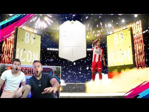FIFA 19: PACK OPENING zu der ERSTEN ICON !!!