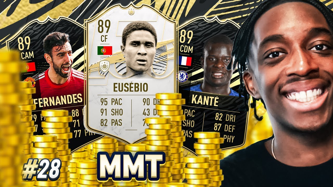 SPENDING 9 MILLION COINS! NEW REINFORCEMENTS! BABY EUSE IN!!! S2 - MMT #28
