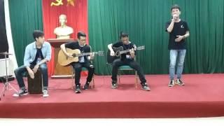gánh hàng rong guitar cover bafu melody