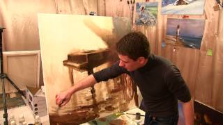 Уроки живописи Александр Южаков +79818457723