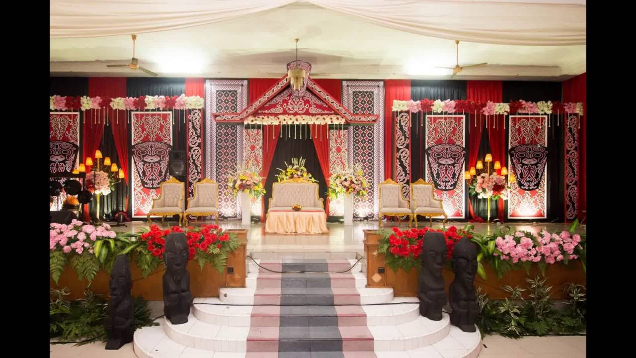 Jasa dekorasi adat batak di kota medan youtube junglespirit Image collections