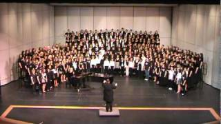 From Sea to Shining Sea - Norman North Secondary Choral Festival - 03/01/11