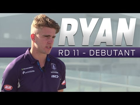 Luke Ryan - Debutant