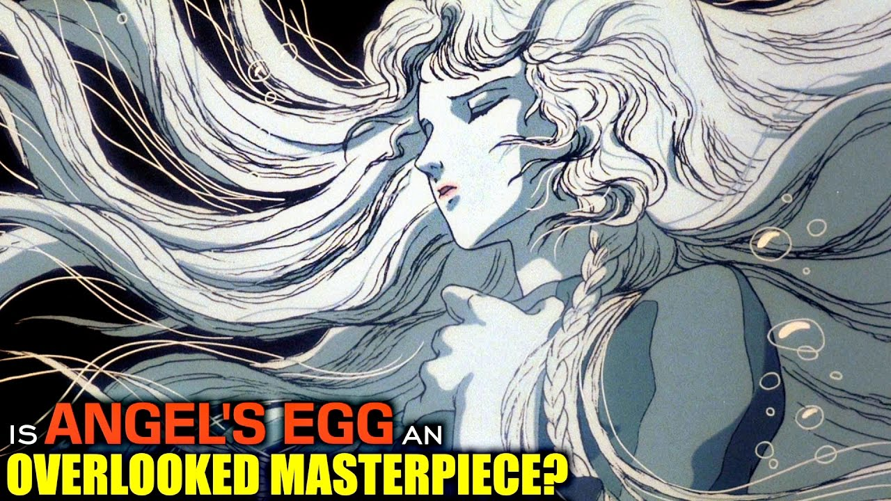 Is Angel's Egg an Overlooked Masterpiece? - Analyzed and Explained