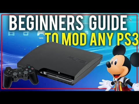 Beginners Guide to Jailbreak ANY PS3 (4.84 or lower) CFW vs HAN