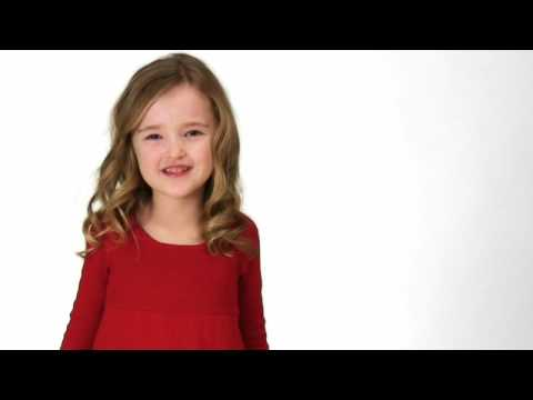4 Year Old Sings Where Are You Christmas